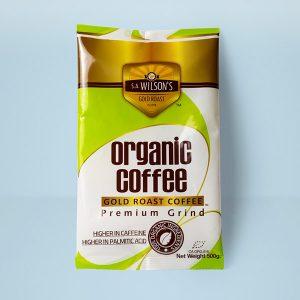 Wilson's Organic Gold Roast Coffee