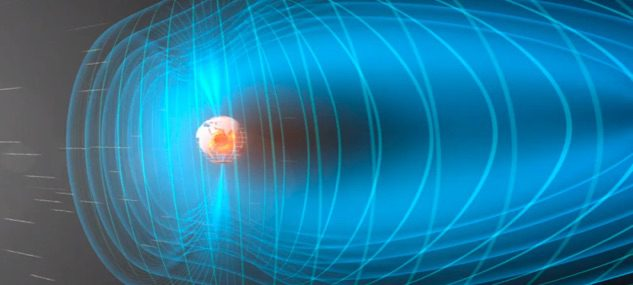 PEMF magnetic field
